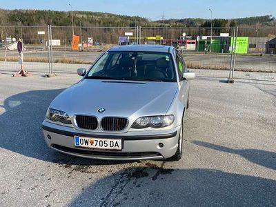 gebraucht BMW 320 3er-Reihe e46 d Limousine