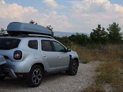 gebraucht Dacia Duster kein Notverkauf Prestige dci 110 S&S 4x2 EDC 2018 SUV / Geländewagen