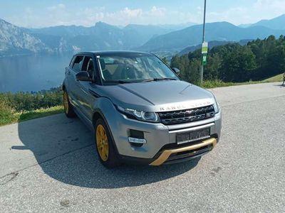 gebraucht Land Rover Range Rover evoque Dynamic 2,2 TD4 Aut.