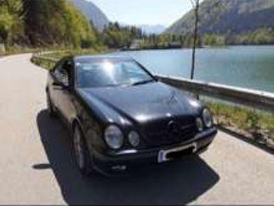 gebraucht Mercedes CLK320 Avantgarde Aut.
