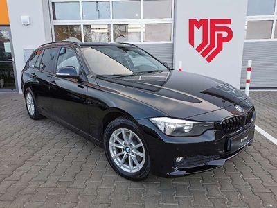 gebraucht BMW 320 3er-Reihe d xDrive Touring Österreich-Paket Aut. Kombi / Family Van