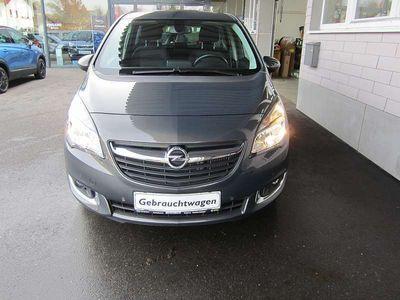 gebraucht Opel Meriva Österreich Edition/Navi Kombi / Family Van
