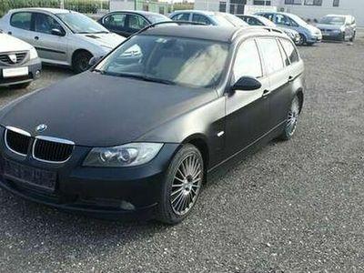 gebraucht BMW 320 KOMBI !! 8 FACH BEREIFT !! PICKERL !! EINTAUSCH !!