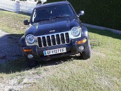 gebraucht Jeep Cherokee 3,7l V6 Benzin lmited EDITION SUV / Geländewagen