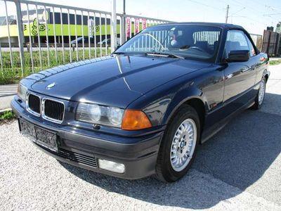 gebraucht BMW 328 Cabriolet 3er-Reihe Cabrio (E36) Aut.