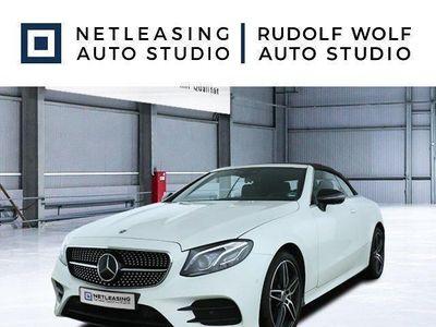 gebraucht Mercedes 450 E4M Cabrio AMGLine+Multib+Wide+Comand+Night