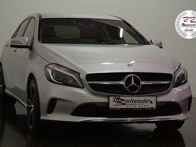 gebraucht Mercedes A180 / MB Garantie / Navi / LED / Assistenz