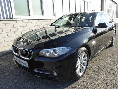 gebraucht BMW 520 d xDrive Touring Österreich-Paket Aut.