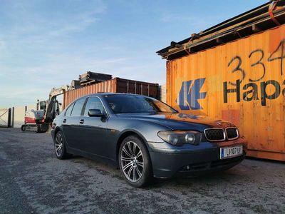 gebraucht BMW 735 7er-Reihe i e65 Limousine