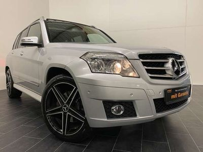 gebraucht Mercedes GLK350 *Navi-Leder-Panorama-AhV-Garantie-Allrad-wenig KM*