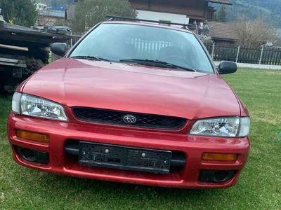 gebraucht Subaru Impreza Sports Wagon 1,6 GL 4WD