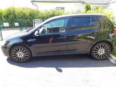 gebraucht VW Golf Trendline 1,9 TDI DSG Klein-/ Kompaktwagen