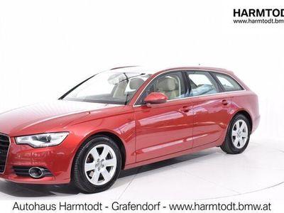 gebraucht Audi A6 Avant 3,0 TDI quattro