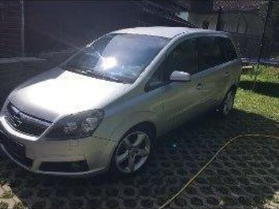 gebraucht Opel Zafira Sport 1,9 CDTI Aut.