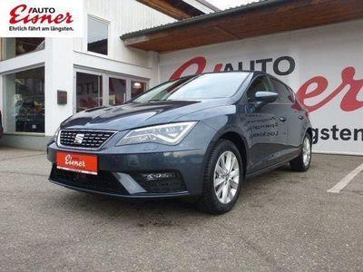 gebraucht Seat Leon Xcellence 1,5 TSI Start-Stopp Limousine,