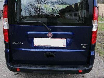 gebraucht Fiat Doblò 1,3 JTD Dynamic Kombi / Family Van