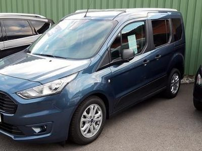 gebraucht Ford Tourneo Connect Trend EcoBoost 100 PS