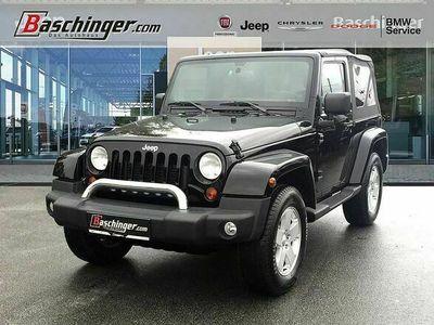 gebraucht Jeep Wrangler Sahara 2,8 CRD