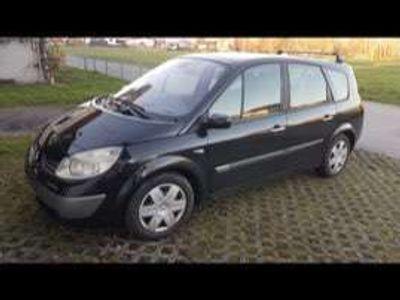 gebraucht Renault Grand Scénic Scénic Dynamique Komfort 1,9 dCi