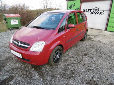 gebraucht Opel Meriva 1,7 Enjoy DTI Kombi / Family Van