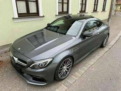 gebraucht Mercedes C63 AMG AMG -Klasse Coupe (C205) S Coupe Aut.