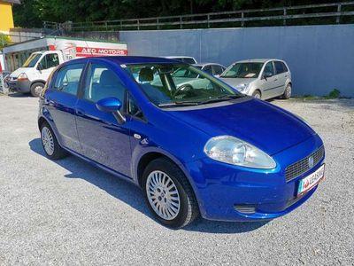 gebraucht Fiat Grande Punto 1,2 Dynamic Klein-/ Kompaktwagen