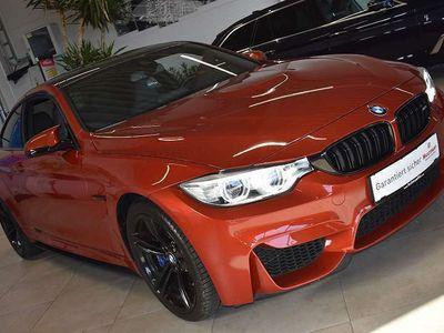 gebraucht BMW M4 M-DKG Coupe Aut.Performance Abgasanlage