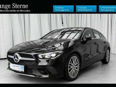 gebraucht Mercedes CLA200 Shooting Brake CLA-Klasse Aut. Kombi / Family Van