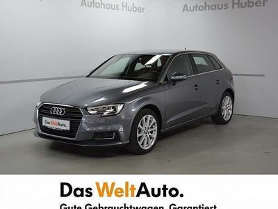gebraucht Audi A3 Sportback 1.6 TDI Design