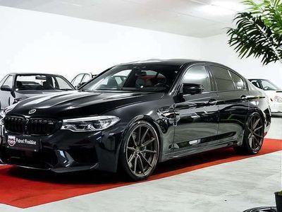 gebraucht BMW M5 M5G Power / 720 PS / Carbon / Unikat