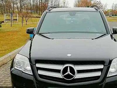 gebraucht Mercedes GLK220 cdi SUV / Geländewagen