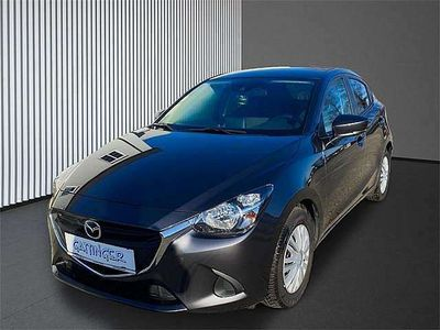 gebraucht Mazda 2 G90 Attraction Aut.