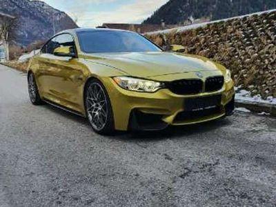 gebraucht BMW M4 M-DKG Coupe Aut.