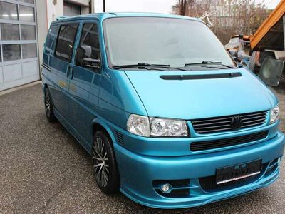 gebraucht VW Multivan T4TDI