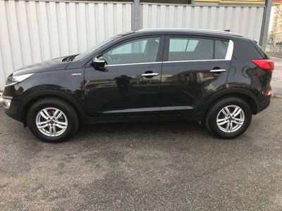 gebraucht Kia Sportage Gold 2,0 CRDi AWD **NEUPREIS 33.090.-Euro** SUV / Geländewagen