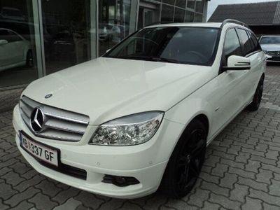 gebraucht Mercedes C250 CDI BlueEFFICIENCY T-Modell