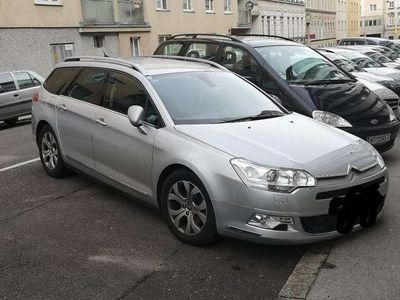 gebraucht Citroën C5 Tourer 2,0 HDi FAP Exclusive