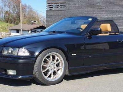 gebraucht BMW 318 Cabriolet 3er-Reihe Cabrio (E36) Sport-Edition