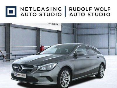 gebraucht Mercedes CLA220 Shooting Brake 4M Urban+Business+Navi+LED High-P+RFK