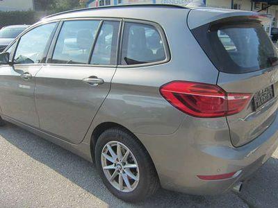 gebraucht BMW 218 Gran Tourer 2er-Reihe d Sport Line Kombi / Family Van