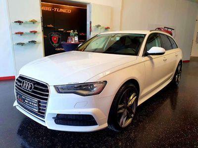 gebraucht Audi A6 Avant 2,0 TDI quattro S-tronic, S-Line, Navi, AHK