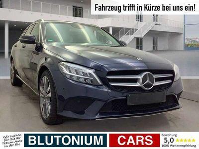 gebraucht Mercedes C220 d 4Matic T Avantgarde C -Klasse Facelift - LED AHK