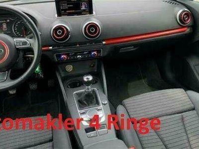 gebraucht Audi A3 Sportback 2,0 TDI intense Side Assist MMI Navi