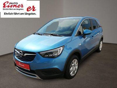 gebraucht Opel Crossland X Innovation 1.2