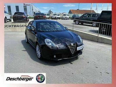 gebraucht Alfa Romeo Giulietta GiuliettaDistinctive 2,0 JTDM-2 TCT