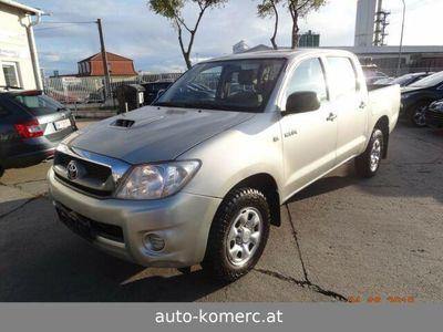 gebraucht Toyota HiLux Dopelte kabine 5 Sitze