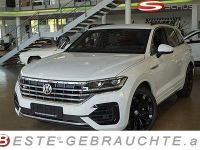 gebraucht VW Touareg TDI 3.0 V6 4Motion DSG R-line