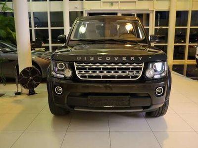 gebraucht Land Rover Discovery 4 3,0 SDV6 HSE Aut. 7 Sitze SUV / Geländewagen