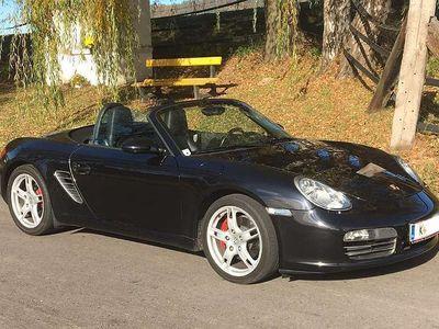 gebraucht Porsche Boxster S 3,2 Tiptronic