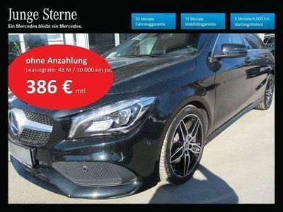 gebraucht Mercedes CLA220 Shooting Brake d 4MATIC